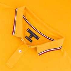 TOMMY HILFIGER Poloshirt gelb