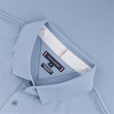 TOMMY HILFIGER Poloshirt jeansblau