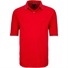 TOMMY HILFIGER Poloshirt rot