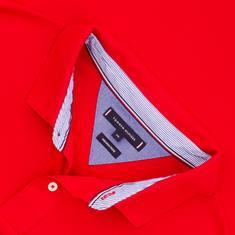 TOMMY HILFIGER Poloshirt rot