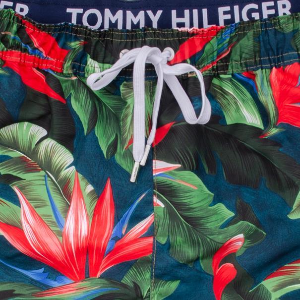 TOMMY HILFIGER Schwimmshorts blau