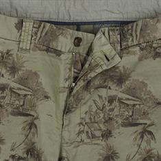 TOMMY HILFIGER Shorts grün