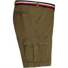 TOMMY HILFIGER Shorts oliv