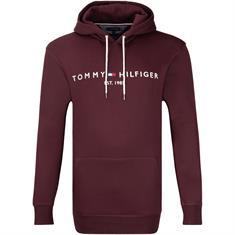 TOMMY HILFIGER Sweatshirt bordeaux