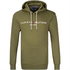TOMMY HILFIGER Sweatshirt grün