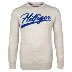 TOMMY HILFIGER Sweatshirt grau