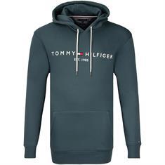 TOMMY HILFIGER Sweatshirt petrol