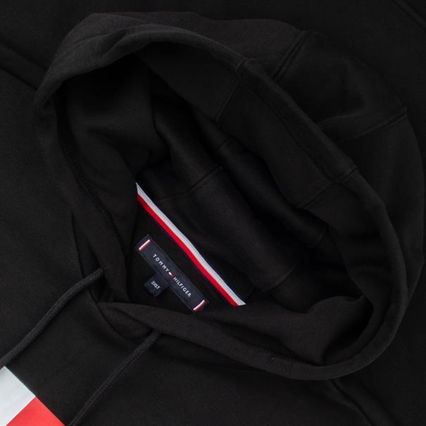 TOMMY HILFIGER Sweatshirt schwarz