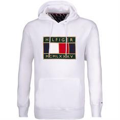 TOMMY HILFIGER Sweatshirt weiß