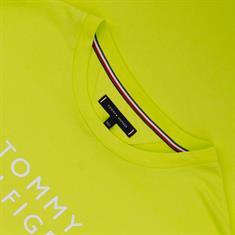 TOMMY HILFIGER T-Shirt gelb