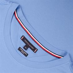 TOMMY HILFIGER T-Shirt hellblau
