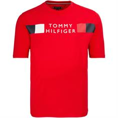 TOMMY HILFIGER T-Shirt rot