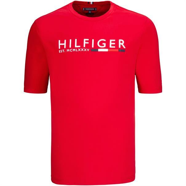 TOMMY HILFIGER T-Shirt rot