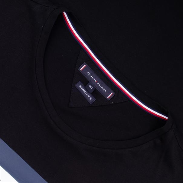 TOMMY HILFIGER T-Shirt schwarz