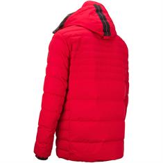 "WELLENSTEYN Funktionsjacke ""Polar Men"" rot"