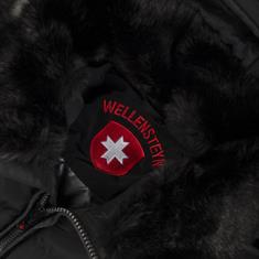 "WELLENSTEYN Steppjacke ""Panalpina Jacket"" schwarz"