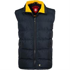 "WELLENSTEYN Steppweste ""Snowdome Vest Men"" marine"