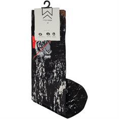 WIGGLESTEPS Socken schwarz